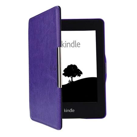 Калъф EREAD Business за Kindle Paperwhite, Лилав