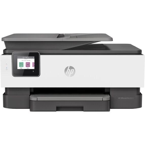 Fotografie Multifunctional inkjet color HP OfficeJet Pro 8023, Retea, Wireless, Duplex, ADF, A4