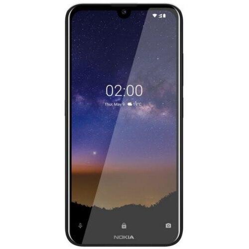 Fotografie Telefon mobil Nokia 2.2, Dual SIM, 16GB, 4G, Black