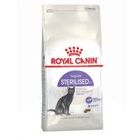 Суха храна за кастрирана котка над 1 година Royal Canin Sterilised 37, 400 gr