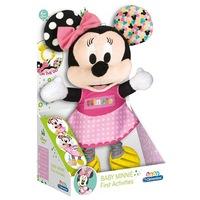 Clementoni Baby Plüss csörgő - Minnie Mouse