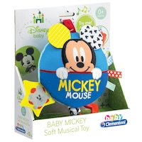 Baby Clementoni Mickey Csörgő hanggal