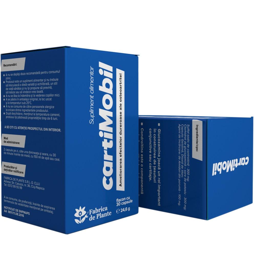 complex de condroitină cu glucozamină Preț