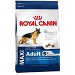 Суха храна за възрастни кучета от големите породи над 5 години Royal Canin Maxi Adult +5 ,15 кг