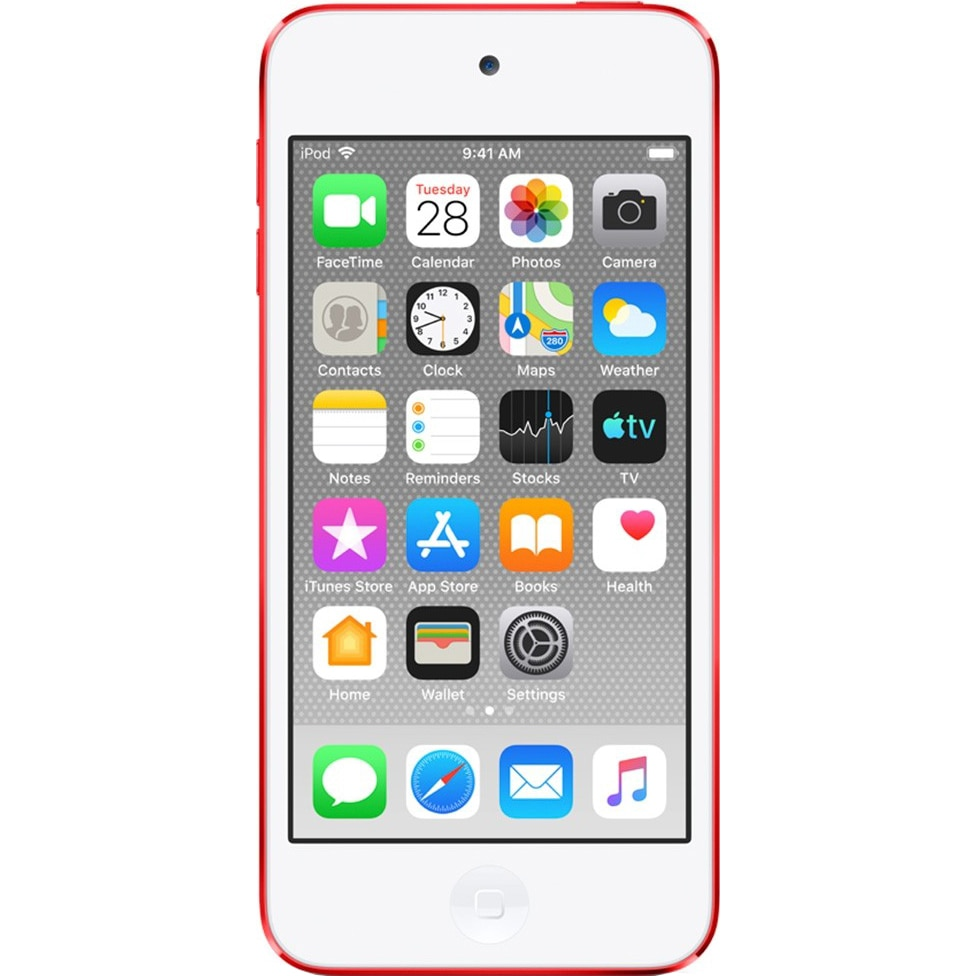 Fotografie Apple iPod touch 7, 32GB, Red