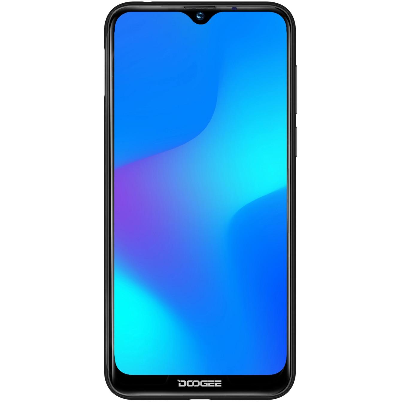 Fotografie Telefon mobil Doogee X90L, Dual SIM, 16GB, 4G, Midnight Black