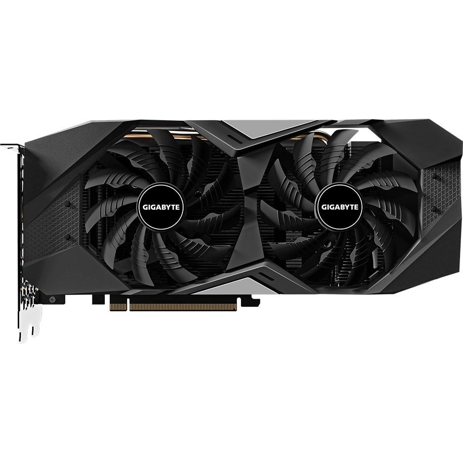 Fotografie Placa video Gigabyte GeForce® RTX 2060 SUPER™ WINDFORCE OC, 8GB, 256-bit