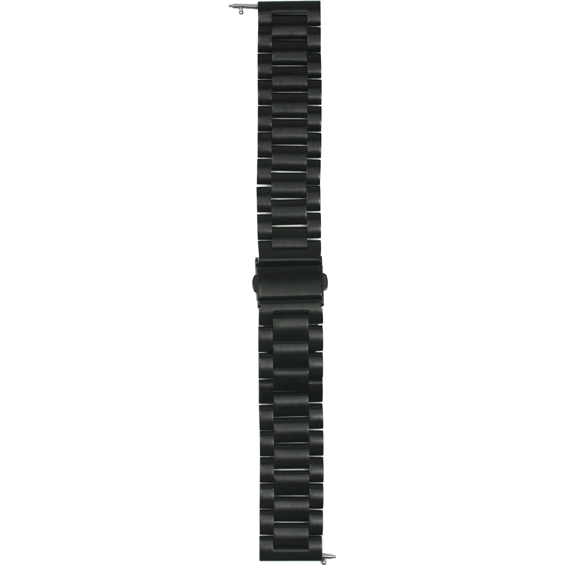 Fotografie Curea metalica Tellur pentru Samsung Watch 42mm-20mm, Black