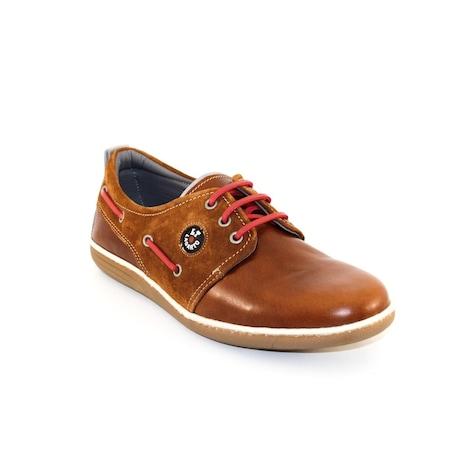 Lagarto -601, konyak férfi cipő, 39