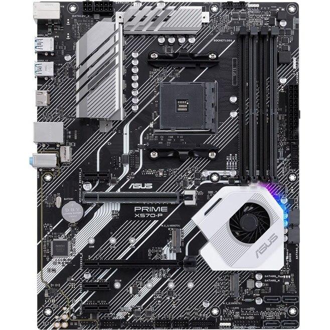 Fotografie Placa de baza ASUS PRIME X570-P, Socket AM4