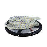 Beltéri 5 m SMD LED szalag - kétféle változatban - Hideg - fehér