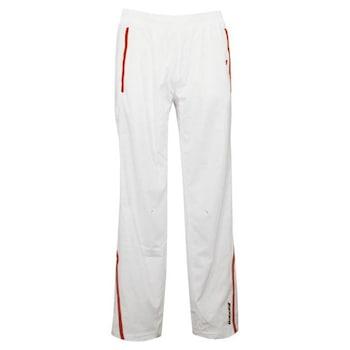 Детско долнище Babolat Pant Kids Club, бяло, 164 см.