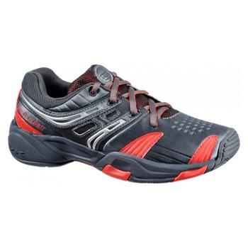 Детски тенис обувки Babolat V-PRO Junior Style, черно и червено, 32