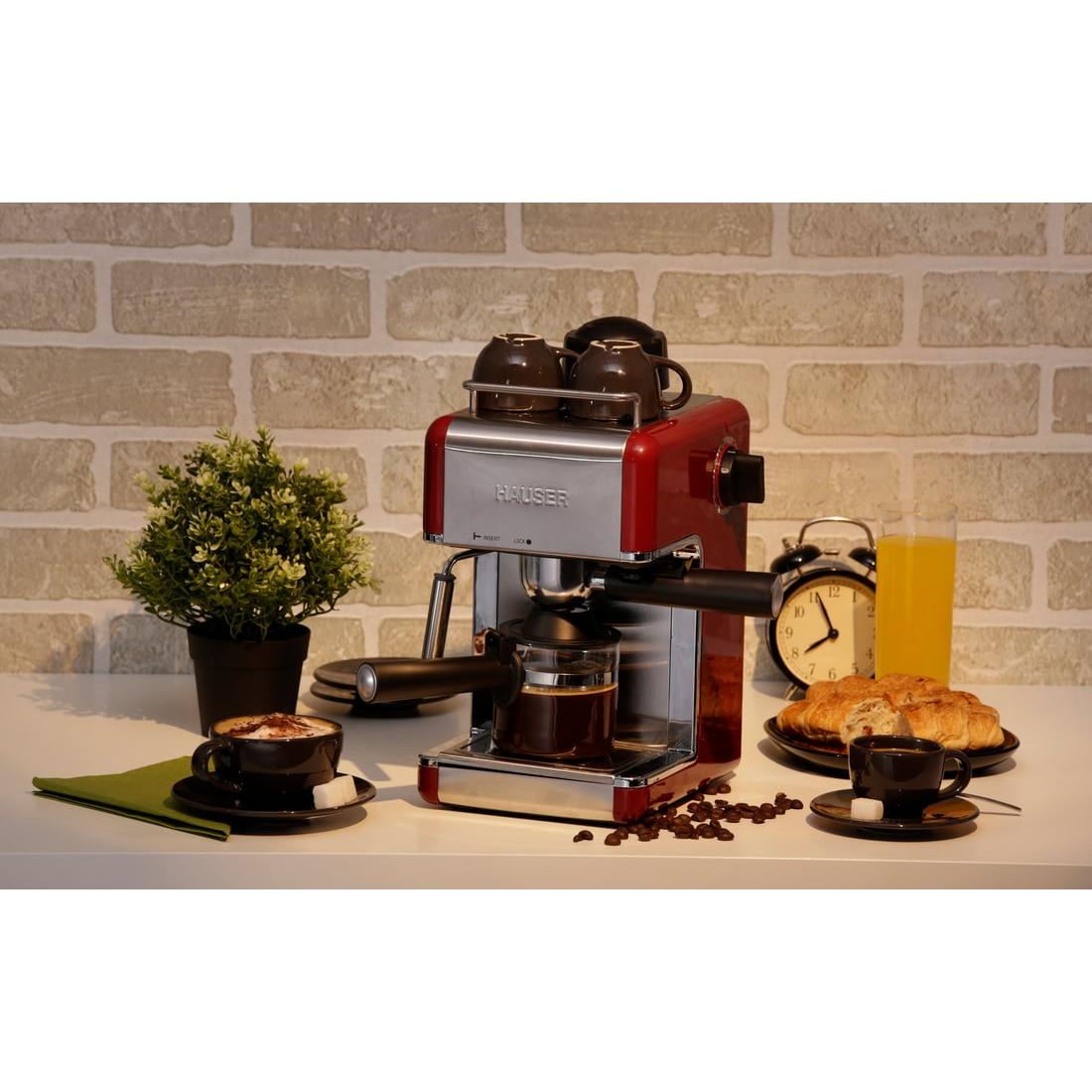Hauser CE929 eszpresszó kávéfőző