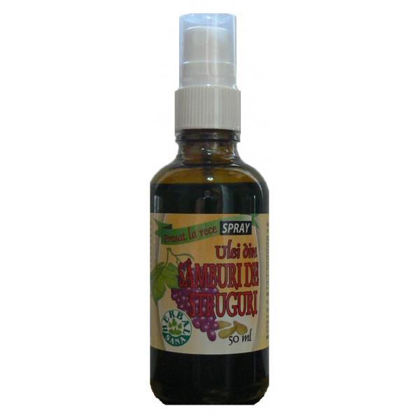 tratamentul uleiului de semințe de struguri varicoză