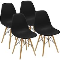 scaune de bar negre