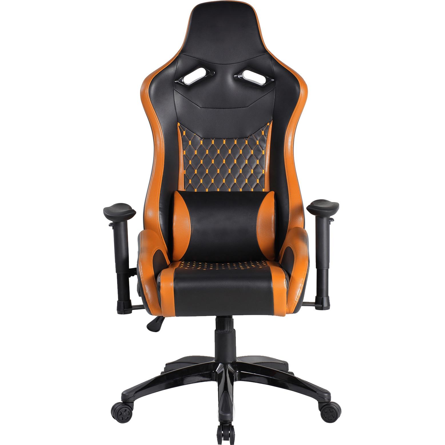Kring Army Force gaming szék, PU, Deréktámasz és fejtámla