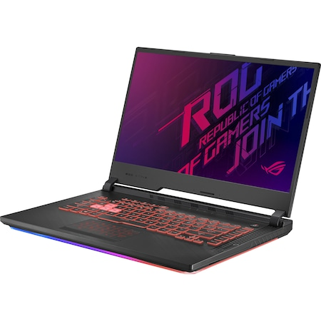 "Laptop Gaming ASUS ROG G G531GT cu procesor Intel® Core™ i5-9300H pana la 4.10 GHz, Coffee Lake, 15.6"", Full HD, IPS, 8GB, 512GB SSD, NVIDIA GeForce GTX 1650 4GB, Free DOS, Black"