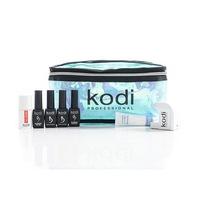 Комплект В отпуск с гел лак, Kodi Professional, 8 части