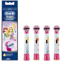Резерва за детска електрическа четка за зъби Oral-B Disney Princess или Mickey mouse EB10-2, 4 броя