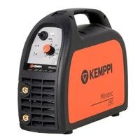 Професионален инверторен заваръчен апарат KEMPPI Minarc 150