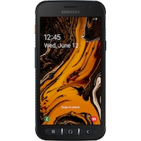Samsung Galaxy Xcover 4S Mobiltelefon, Kártyafüggetlen, Dual SIM, 32GB, LTE, Fekete