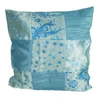 Сатенена калъфка за възглавница Stilvera синя