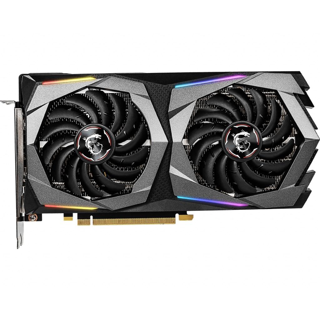 Fotografie Placa video MSI GeForce® RTX™ 2060 Super Gaming X, 8GB GDDR6, 256-bit
