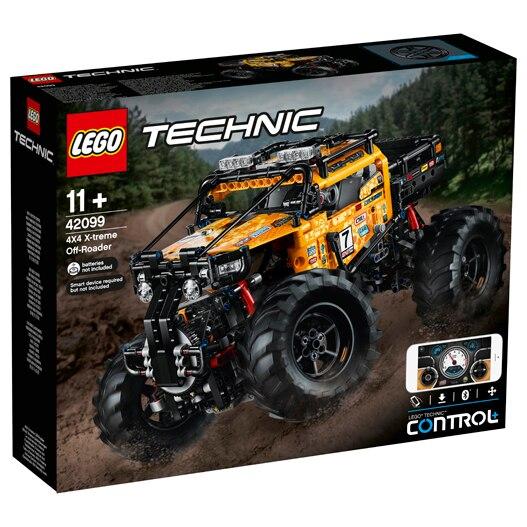 Fotografie LEGO Technic - 4x4 X-treme Off-Roader 42099