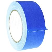 ProCart® ragasztószalag, kék, textil, neon fluoreszkáló, tekercs 25 m, 2,5 cm széles, vízálló