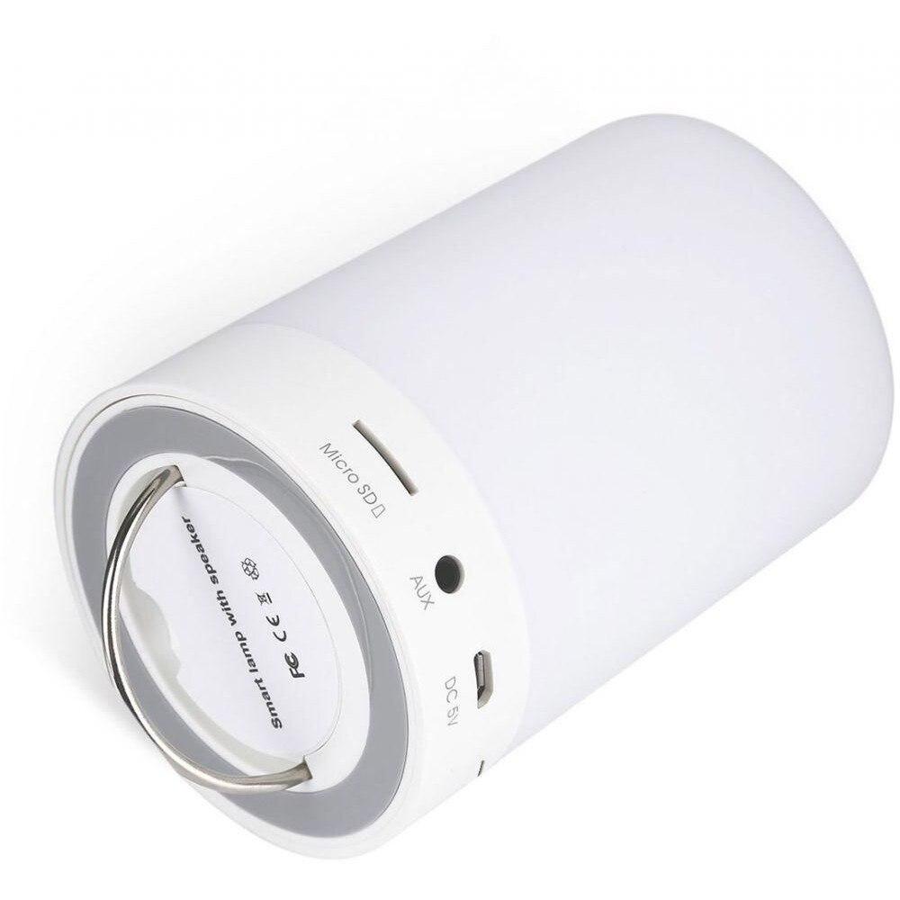 Universal M16 Mini fény, Belső világítás, Bluetooth hangszóróval és érintő érzékelőkkel kLlR32