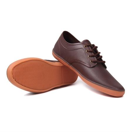 Мъжки спортно елегантни обувки Soviet Bux Vamp, Кафяв