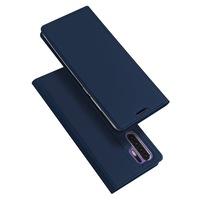 Калъф за телефон Dux Ducis Skin Pro за Huawei P30 Pro, син