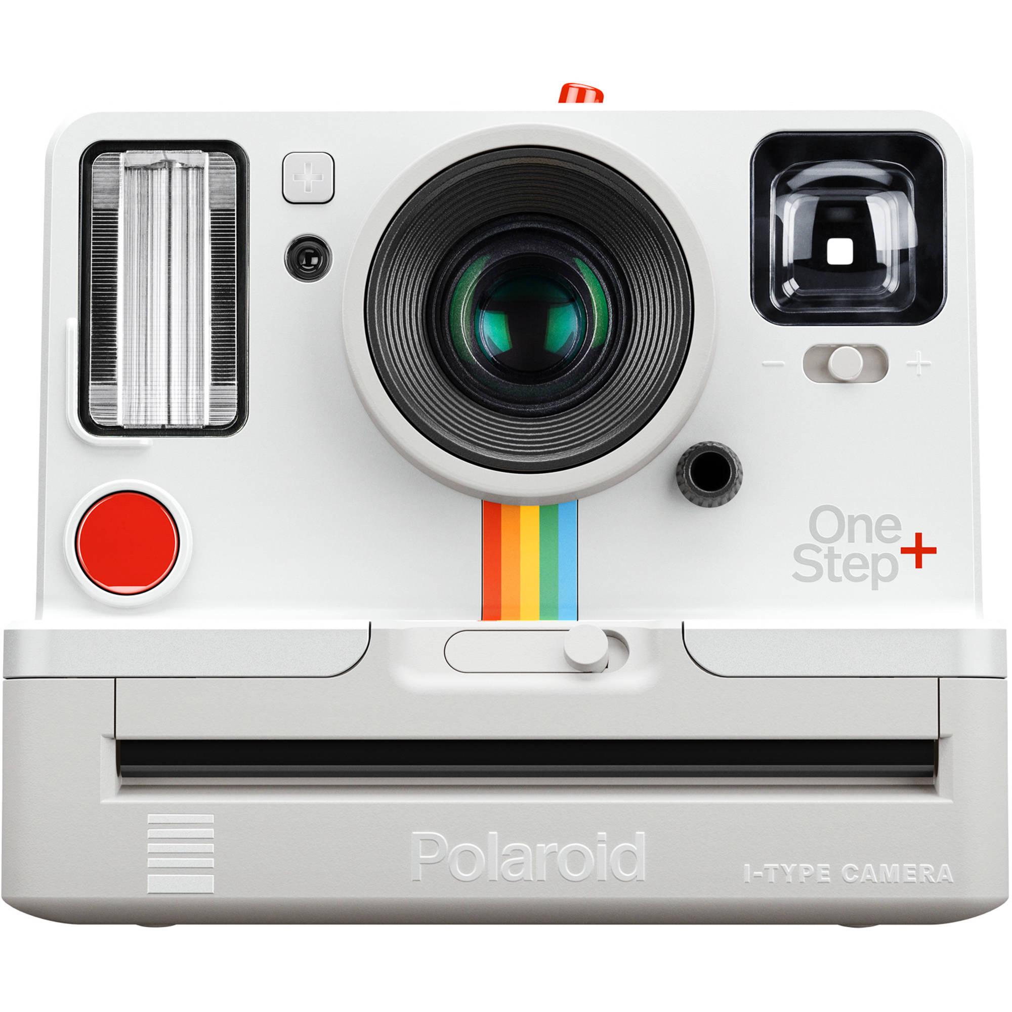 Fotografie Camera Foto Instant Polaroid Originals OneStep+, Bluetooth, Alb
