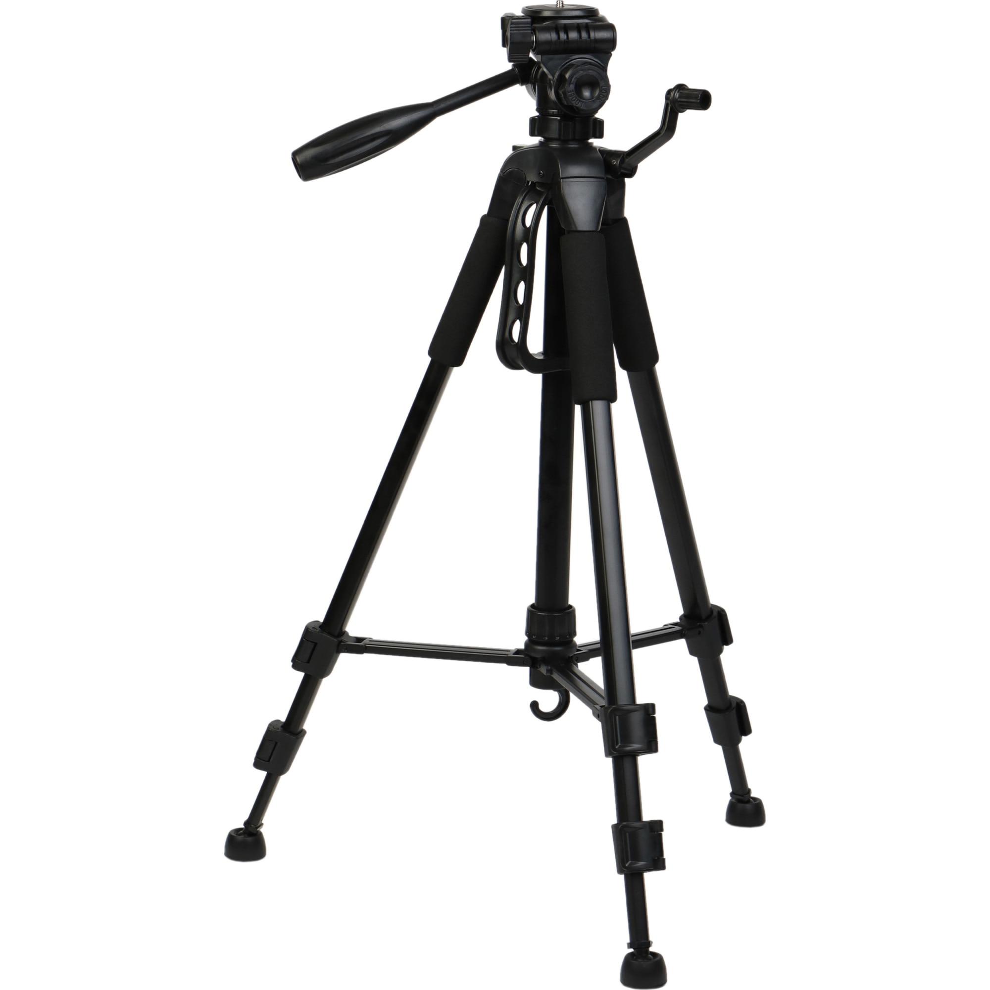 Fotografie Trepied foto telescopic A+ 204, universal 56-145 cm, negru