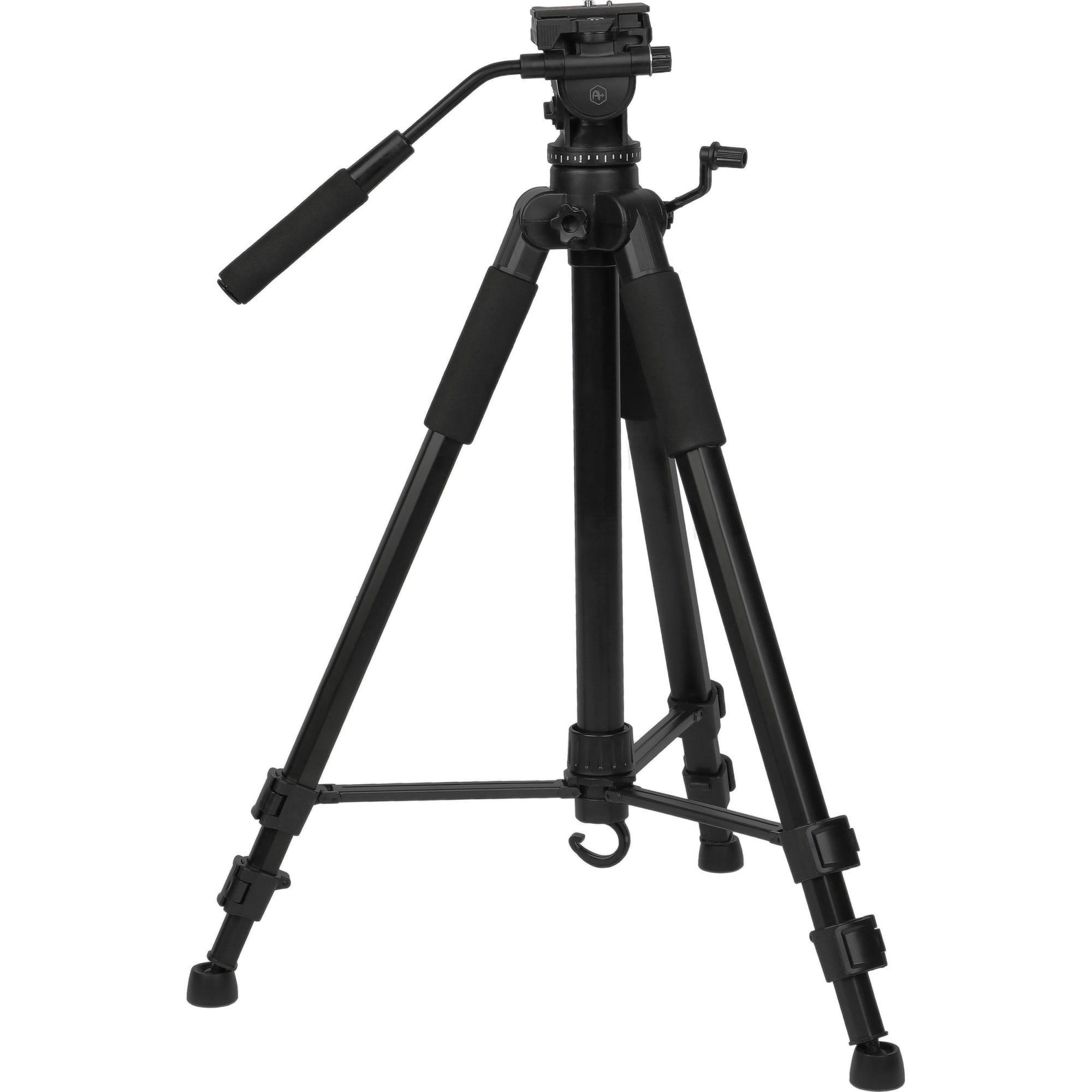Fotografie Trepied foto telescopic A+ 215, universal 70-170 cm, negru