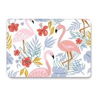 "MacBook Air 2015 - 2017 tok, 13"", flamingo print, védőtok típus"