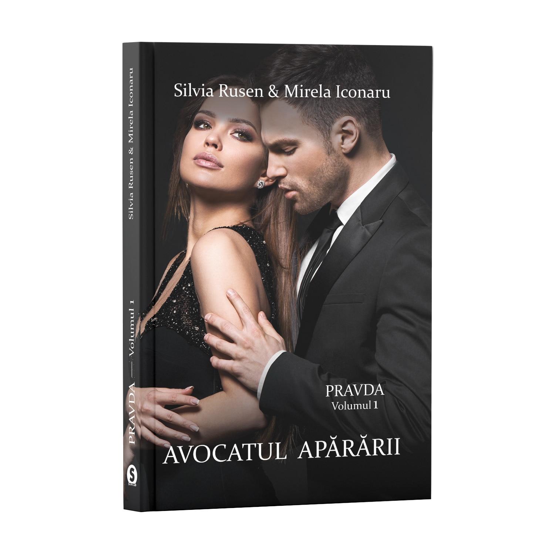 Pravda, Vol. 1, Avocatul apararii - Silvia Rusen & Mirela Iconaru ...
