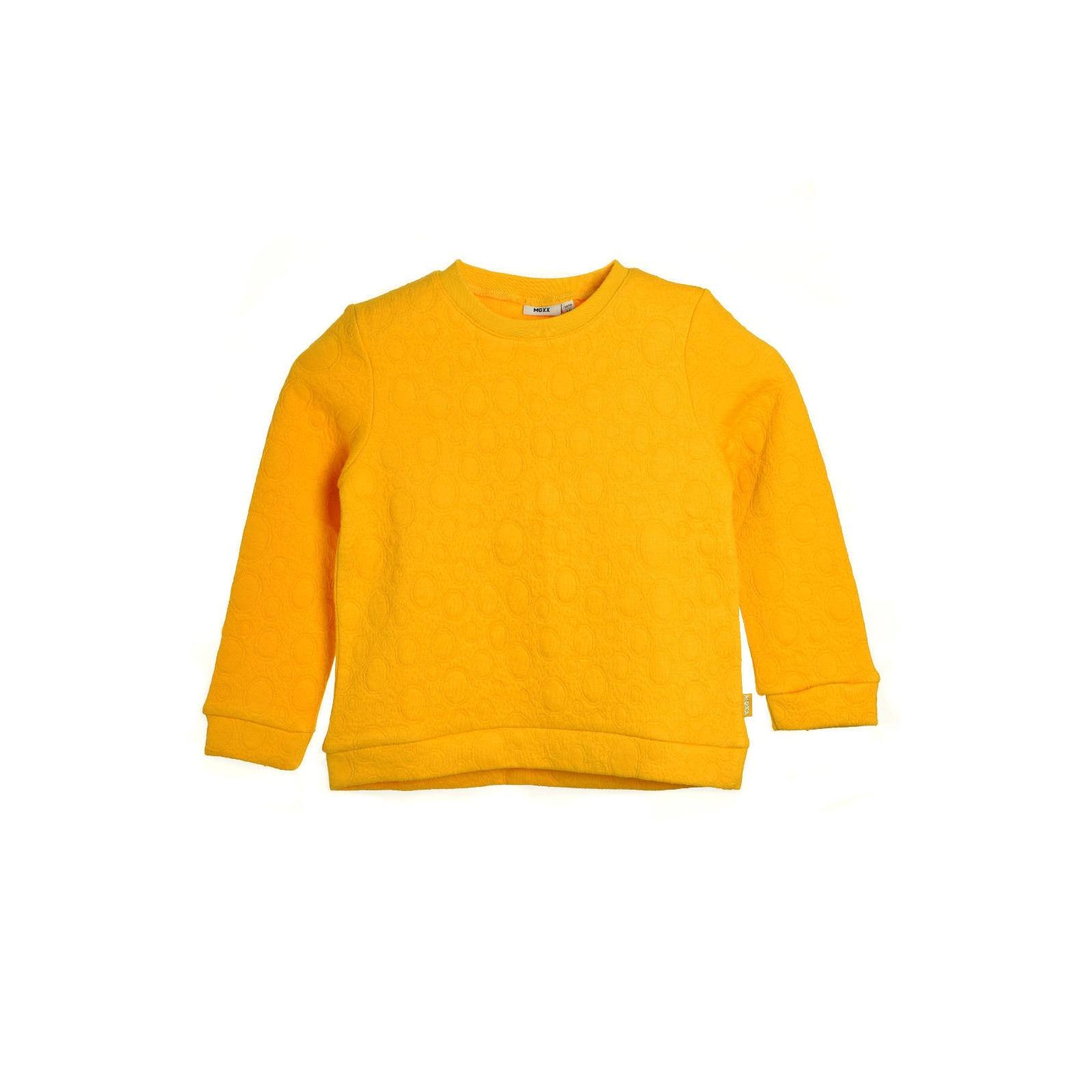 Mexx sárga lány pulóver 110116