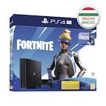 Sony Playstation 4 Pro 1TB Játékkonzol + Fortnite Játékszoftver