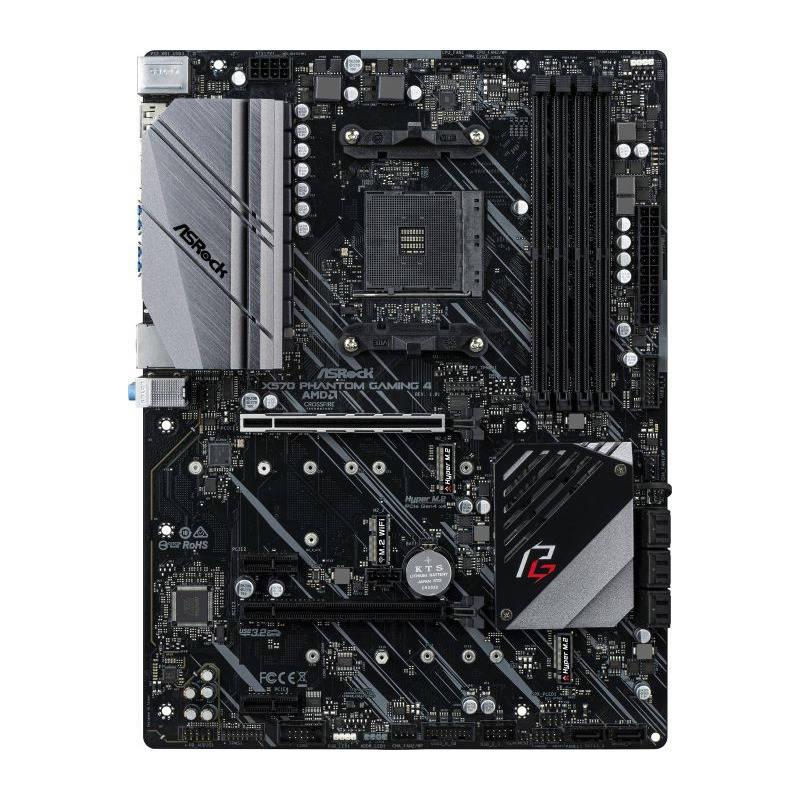 Fotografie Placa de baza ASRock X570 Phantom Gaming 4, Socket AM4