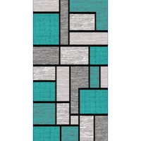 covor turquoise
