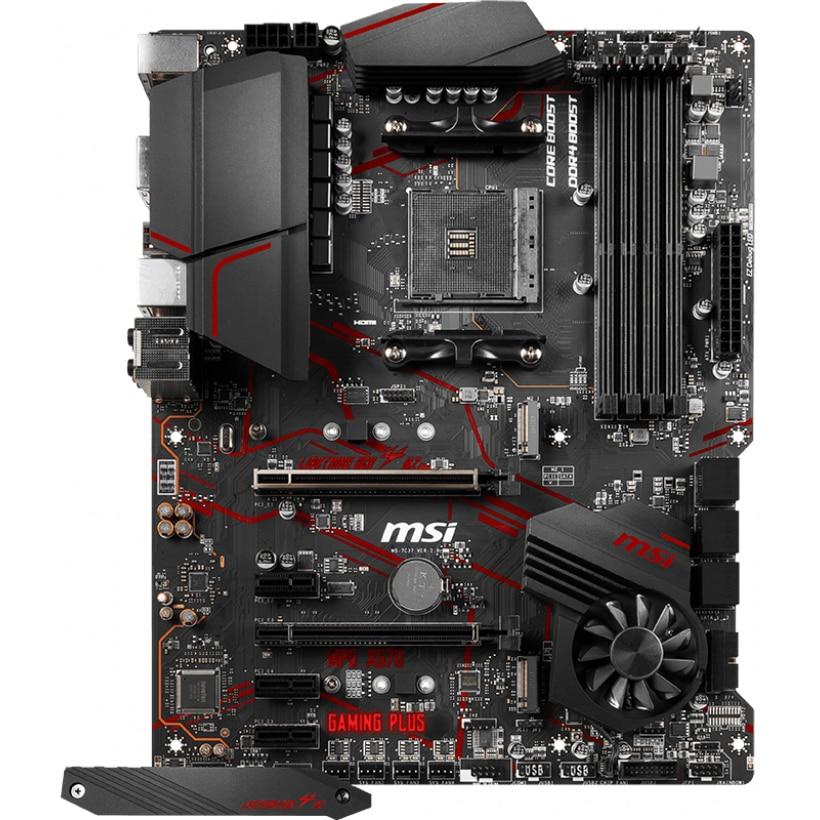 Fotografie Placa de baza MSI MPG X570 GAMING PLUS, Socket AM4