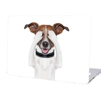 "MacBook Air 2015 - 2017 tok, 13"", dog print, védőtok típus"