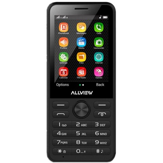 Fotografie Telefon mobil Allview M11 Luna, Dual SIM, Black