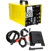 Заваръчен апарат Intensiv COMBI 160, 230 V, 160 A, Електрод 1.6-3.2 мм, Включени аксесоари