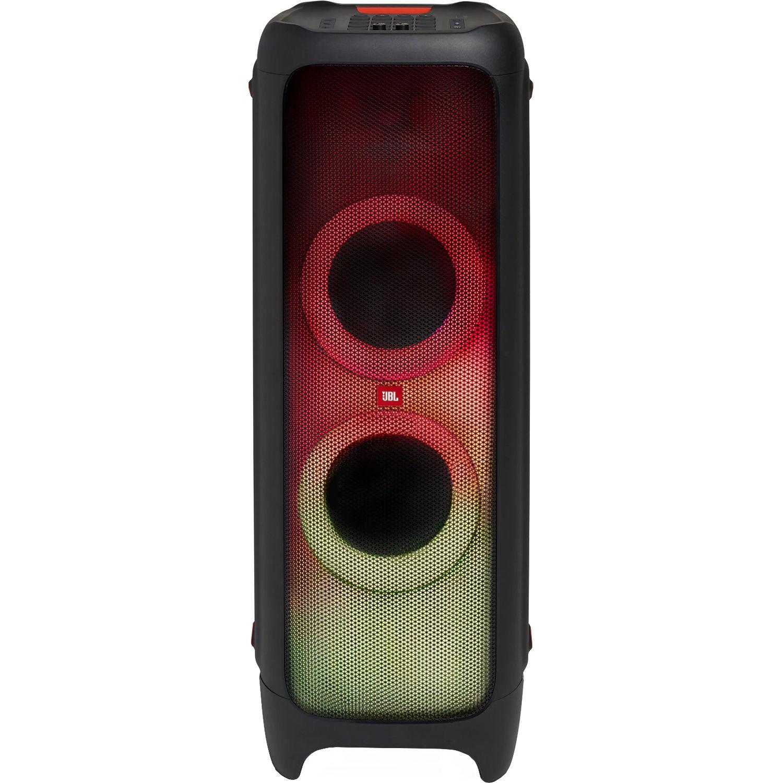 Fotografie Sistem audio JBL Party Box 1000, JBL Signature Sound, 1100W, DJ Pad, Light Shows, Bass Boost, Bluetooth, USB, True Wireless Stereo