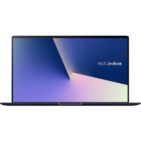 Лаптоп ASUS ZenBook 14 UX434FAC-WB501R с Intel Core i5-10210U (1.60/4.20 GHz, 6M), 8 GB, 1TB M.2 NVMe SSD, Intel UHD Graphics 620, Windows 10 Pro 64-bit, тъмносин