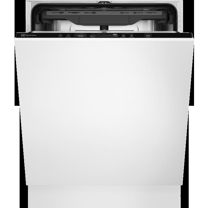 Fotografie Masina de spalat vase incorporabila Electrolux EEM48321L, 14 seturi, 8 programe, Clasa A+++, AirDry, MaxiFlex. Motor Inverter, 60 cm