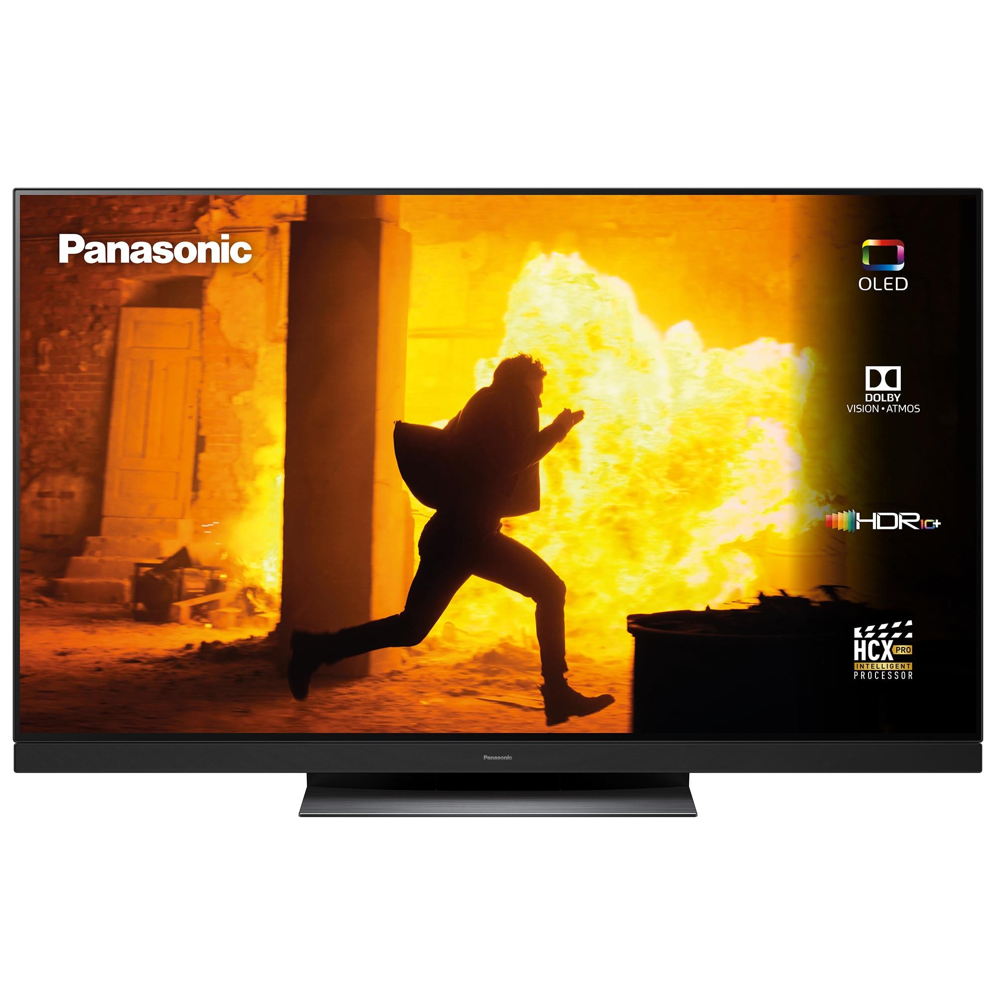 Fotografie Televizor OLED Smart Panasonic, 139 cm, TX-55GZ1500E, 4K Ultra HD, Clasa A